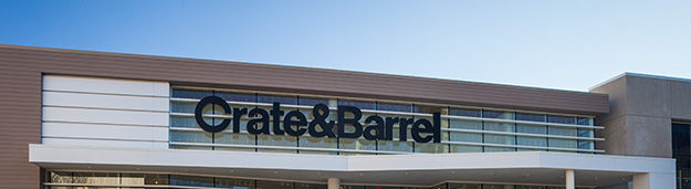 Shops Around Lenox Crate & Barrel