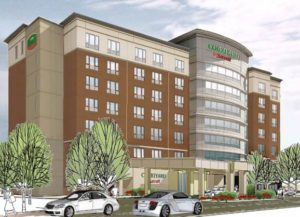 Alex. Brown Realty JV to Develop Courtyard by Marriott in Alpharetta, Georgia
