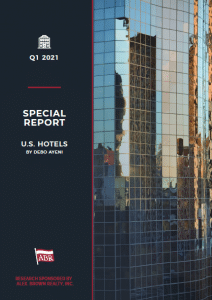 COVID-19's Impact on Hotels and their Outlook for the Future